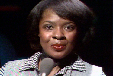 THELMA HOUSTON Footage from TopPop