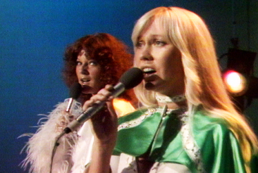 ABBA Footage from TopPop