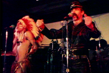 THE VILLAGE PEOPLE Footage from TopPop