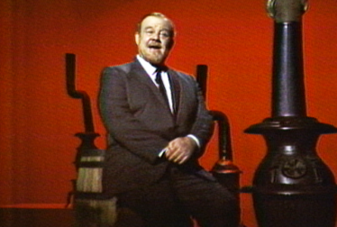 BURL IVES Footage from Danny Kaye Show