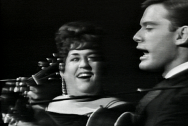 CASS ELLIOT Footage from Danny Kaye Show