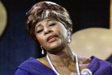 ELLA FITZGERALD Footage from Danny Kaye Show