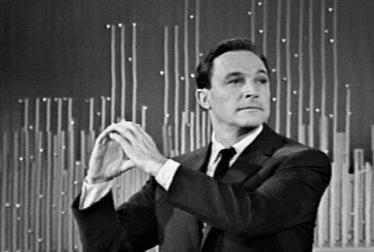 GENE KELLEY Footage from Danny Kaye Show