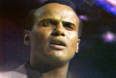 HARRY BELAFONTE Footage from Danny Kaye Show