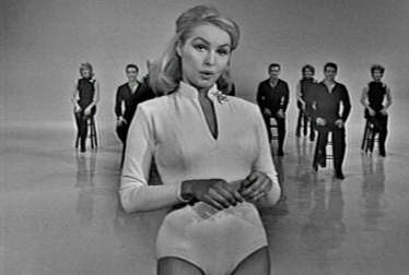 JULIE NEWMAR Footage from Danny Kaye Show
