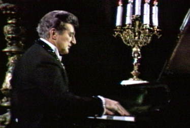 LIBERACE Footage from Danny Kaye Show