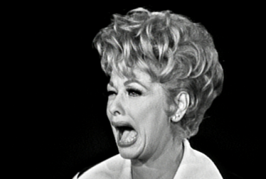 LUCILLE BALL Footage from Danny Kaye Show