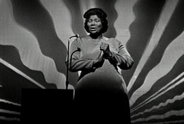 MAHALIA JACKSON Footage from Danny Kaye Show