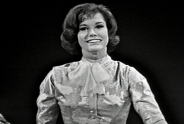 MARY TYLER MOORE Footage from Danny Kaye Show