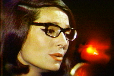 NANA MOUSSKOURI Footage from Danny Kaye Show