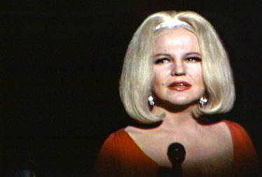 PEGGY LEE Footage from Danny Kaye Show