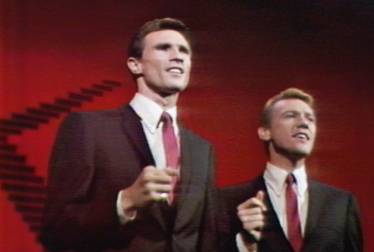 RIGHTEOUS BROTHERS Footage from Danny Kaye Show
