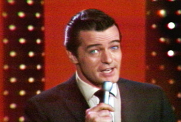 ROBERT GOULET Footage from Danny Kaye Show