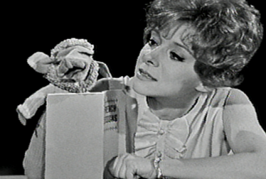 SHARI LEWIS AND LAMBCHOP Footage from Danny Kaye Show