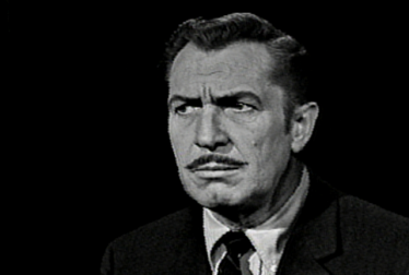 VINCENT PRICE Footage from Danny Kaye Show
