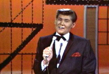 WAYNE NEWTON Footage from Danny Kaye Show