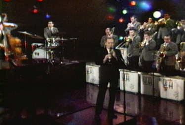 WOODY HERMAN Footage from Danny Kaye Show